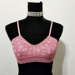 NEW Victoria's Secret LACE bralette XS